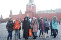 зимняя экскурсия по Москве
