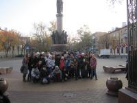 6Б класс. Брест 2012