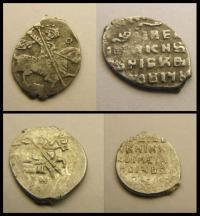 Монеты Смуты 1